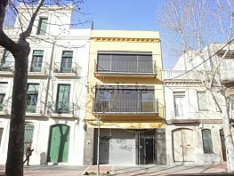 Fachada - Local comercial en alquiler en calle Llibertat, Centre en Vilanova i La Geltrú - 308875423