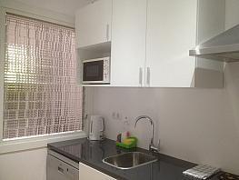 Cocina - Apartamento en alquiler en plaza Enginyer Deulofeu, Gorg en Badalona - 312914002