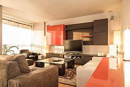 Salón - Apartamento en alquiler en plaza Circular, La Flota en Murcia - 314193810