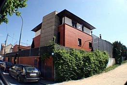 Fachada - Chalet en alquiler en calle Sánchez Guerrero, Canillas en Madrid - 315277791