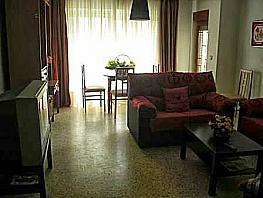 Salón - Piso en alquiler de temporada en calle Goya, La Laguna en Cádiz - 318486473