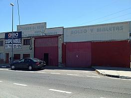Fachada - Nave industrial en alquiler en calle Fuenlabrada, Humanes de Madrid - 318898345