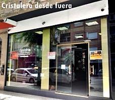 Fachada - Local comercial en alquiler en calle Arabial, Ronda en Granada - 321209513