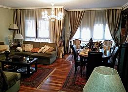 Salón - Piso en alquiler en calle Ibaigane, Las Arenas en Getxo - 323024727