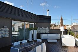 Terraza - Ático-dúplex en alquiler en carretera Governador Vell, La Xerea en Valencia - 323948992