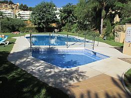 Piscina - Apartamento en alquiler en calle Huelva, Mijas Costa - 324628377