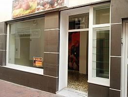 Fachada - Local comercial en alquiler en calle Cervantes, Motril - 324877308
