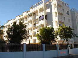 Fachada - Piso en alquiler en calle Príncipe Faisal de Arabia Saud, Playamar en Torremolinos - 325830125