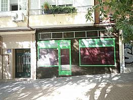 Fachada - Local comercial en alquiler en calle Chantada, Pilar en Madrid - 328534112