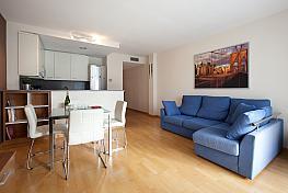 Salón - Piso en alquiler en carretera D'aribau, Eixample esquerra en Barcelona - 330778184