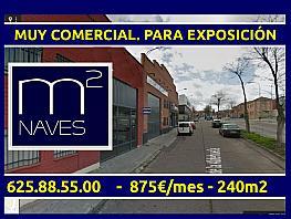 Vistas - Nave industrial en alquiler en calle Aldehuela, Salamanca - 334550542