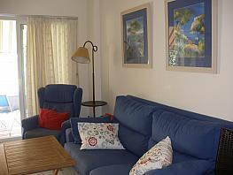 Salón - Piso en alquiler en paseo Valdelasfuentes, Norte en Alcobendas - 331625925