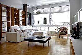 Salón - Apartamento en alquiler en calle Clara del Rey, Sol en Madrid - 334051818