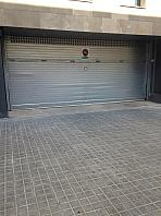 Fachada - Parking en alquiler en calle Corominas, Centre en Sabadell - 334061853