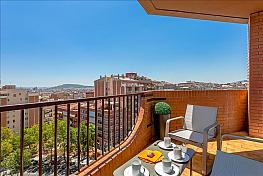 Dormitorio - Piso en alquiler en carretera De Còrsega, Eixample dreta en Barcelona - 335745691