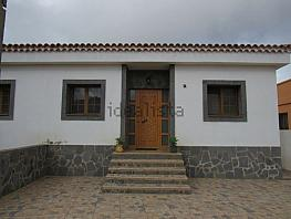 Fachada - Chalet en alquiler en calle Pérez Galdos, Firgas - 337984025