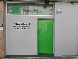 Detalles - Trastero en alquiler en calle Chile, Bernabéu-Hispanoamérica en Madrid - 341418728