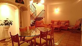 Salón - Casa adosada en alquiler en calle Santa Barbara, Benissa - 347115525