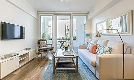 Salón - Apartamento en alquiler en calle Dr Velasco, Cortes-Huertas en Madrid - 362092178