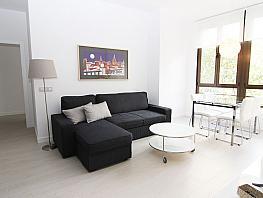 Salón - Apartamento en alquiler en vía Ramón y Cajal, Arrancapins en Valencia - 359485461