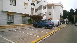 Parking - Piso en alquiler en calle Torre Castilnovo, Conil de la Frontera - 371585348