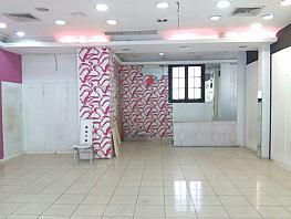 Plano - Local comercial en alquiler en calle Alcalá, Quintana en Madrid - 372910658