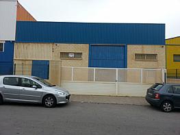 Fachada - Nave industrial en alquiler en calle Luxemburgo, Casco antiguo en Cartagena - 378260354