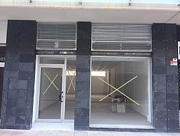 Fachada - Local comercial en alquiler en paseo Industria, Centro en Castelldefels - 380162531