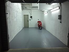 Garaje - Garaje en alquiler en calle Jules Vernes, Vila de Gràcia en Barcelona - 380166982
