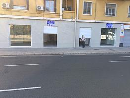 Fachada - Local comercial en alquiler en calle Alcalde Reig, Russafa en Valencia - 383761726