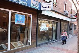 Fachada - Local comercial en alquiler en calle General Yagüe, Castillejos en Madrid - 385150403