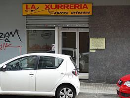 Fachada - Local comercial en alquiler en calle Alexandre Gali, Pere Parrés en Terrassa - 388762661
