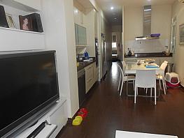 Cocina - Piso en alquiler en calle De la Batalla del Salado, Atocha en Madrid - 400307795