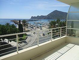 Vistas - Ático-dúplex en alquiler en calle San Pere, Altea - 329118042