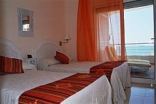 Dormitorio - Apartamento en alquiler en calle Dinamarca, Calpe/Calp - 186101007
