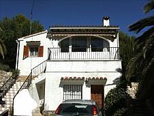 Casas en alquiler Benissa