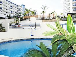 Piscina - Apartamento en alquiler en calle Torrealmadena, Benalmádena Costa en Benalmádena - 323068765