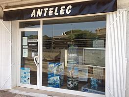 Fachada - Local comercial en alquiler en barrio Pueblo Platero Bloque, Marbella Este en Marbella - 318479260