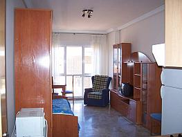 Comedor - Estudio en alquiler en calle San Antonio, Ciudad Real - 399638127