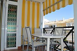 Terraza - Piso en alquiler en calle Rezon, Portil,El - 322041138