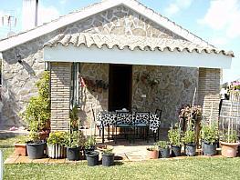 Fachada - Chalet en alquiler en urbanización Diseminado Chinarejo, Conil de la Frontera - 324833462