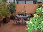 Terraza - Ático-dúplex en alquiler en calle Moles, El Gótic en Barcelona - 119210115