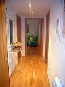 Vestíbulo - Ático en alquiler en calle Pirineos, Cuarte de Huerva - 165815644