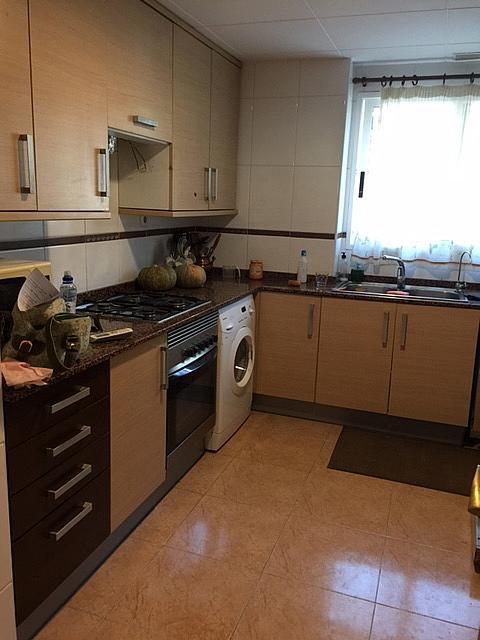 Cocina - Bajo en alquiler en calle Peñiscola, Alameda Park en Manises - 321257772