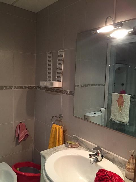 Baño - Bajo en alquiler en calle Peñiscola, Alameda Park en Manises - 321257807