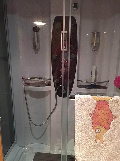 Baño - Bajo en alquiler en calle Peñiscola, Alameda Park en Manises - 321257809