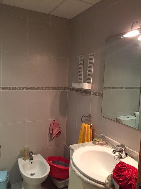 Baño - Bajo en alquiler en calle Peñiscola, Alameda Park en Manises - 321257812