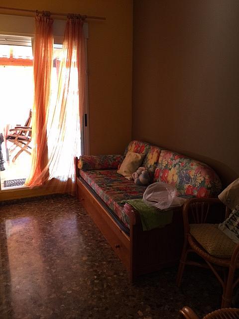 Dormitorio - Bajo en alquiler en calle Peñiscola, Alameda Park en Manises - 321257813