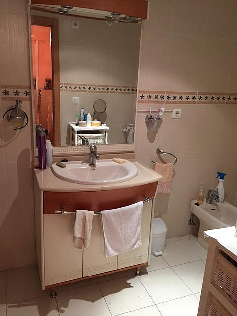 Baño - Bajo en alquiler en calle Peñiscola, Alameda Park en Manises - 321257816