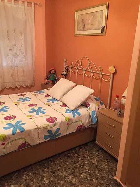 Dormitorio - Bajo en alquiler en calle Peñiscola, Alameda Park en Manises - 321257818